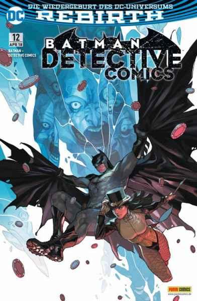 DC REBIRTH - Batman Detective Comics 12