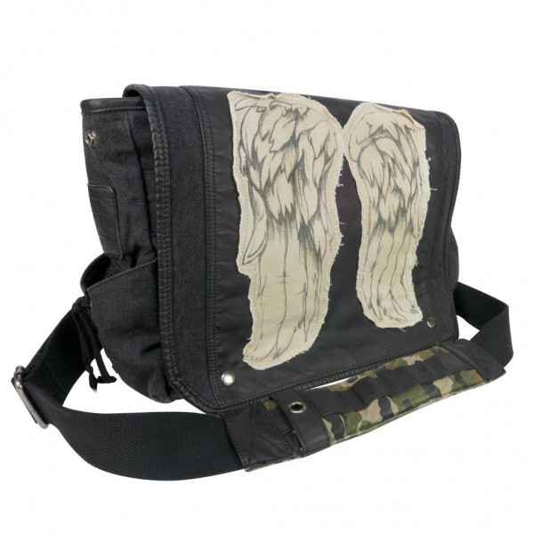 Walking Dead Daryls Flügel Umhängetasche