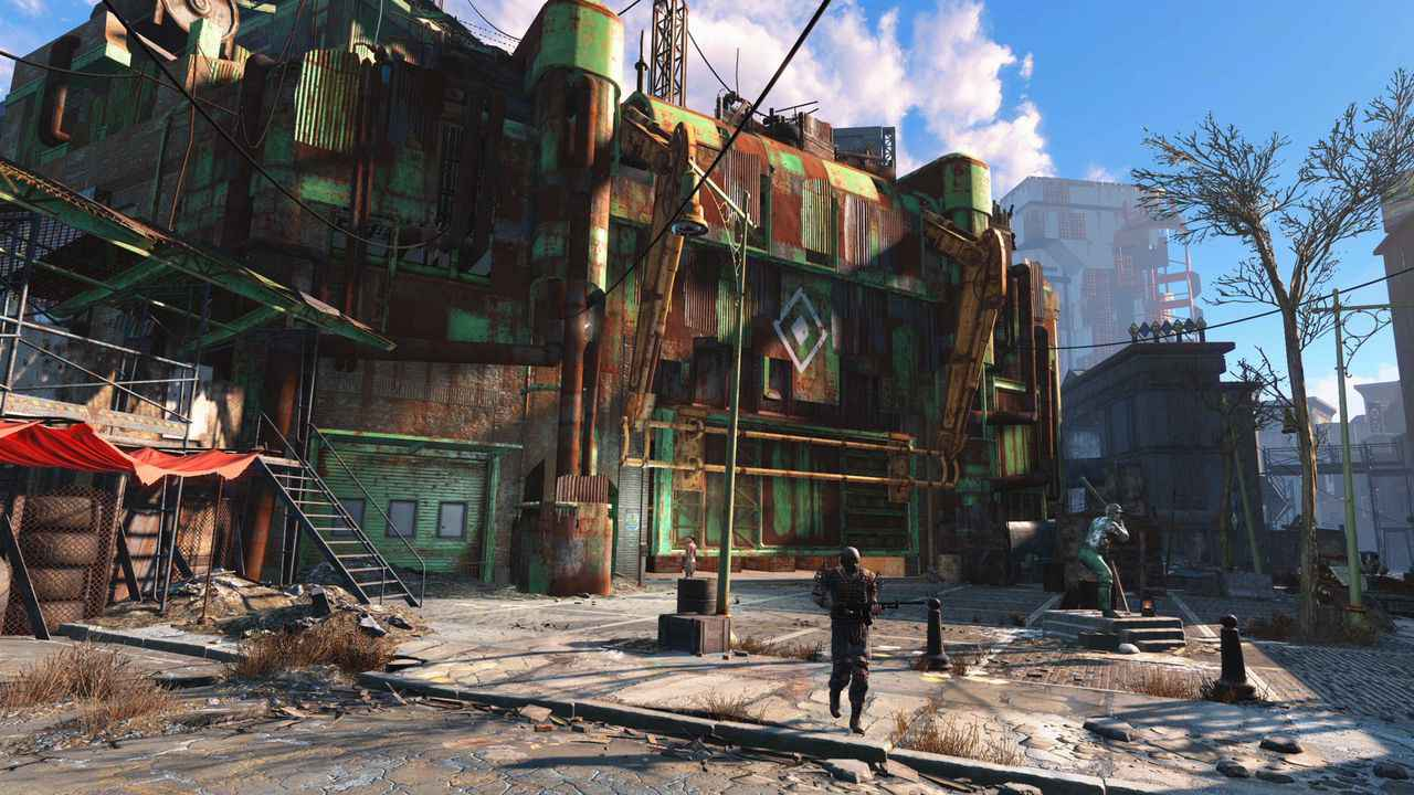 Fallout 4 GOTY - [XBOX ONE] (AT-PEGI)