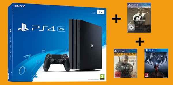 PS4 Super Bundle (AUSVERKAUFT)