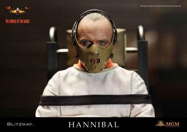 Hannibal Lecter Das Schweigen Der Lämmer