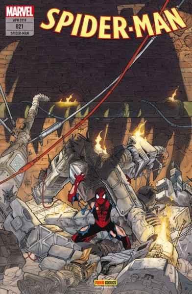 SPIDER-MAN 021