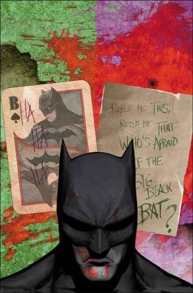 DC REBIRTH - Batman 13
